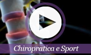 trattamenti chiropratici per lo sport