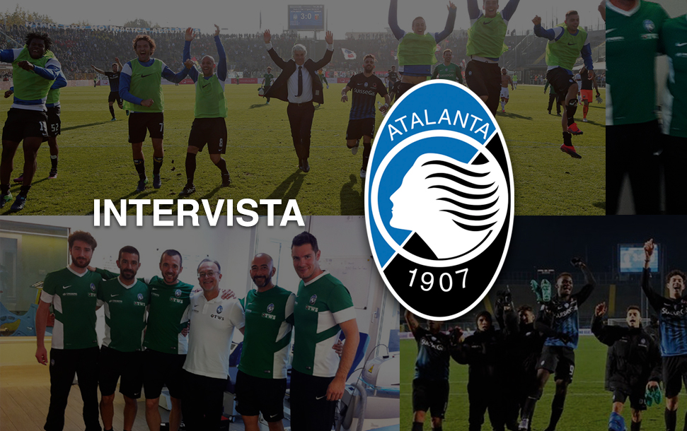 Intervista Antonio Gil Chiropratico Atalanta