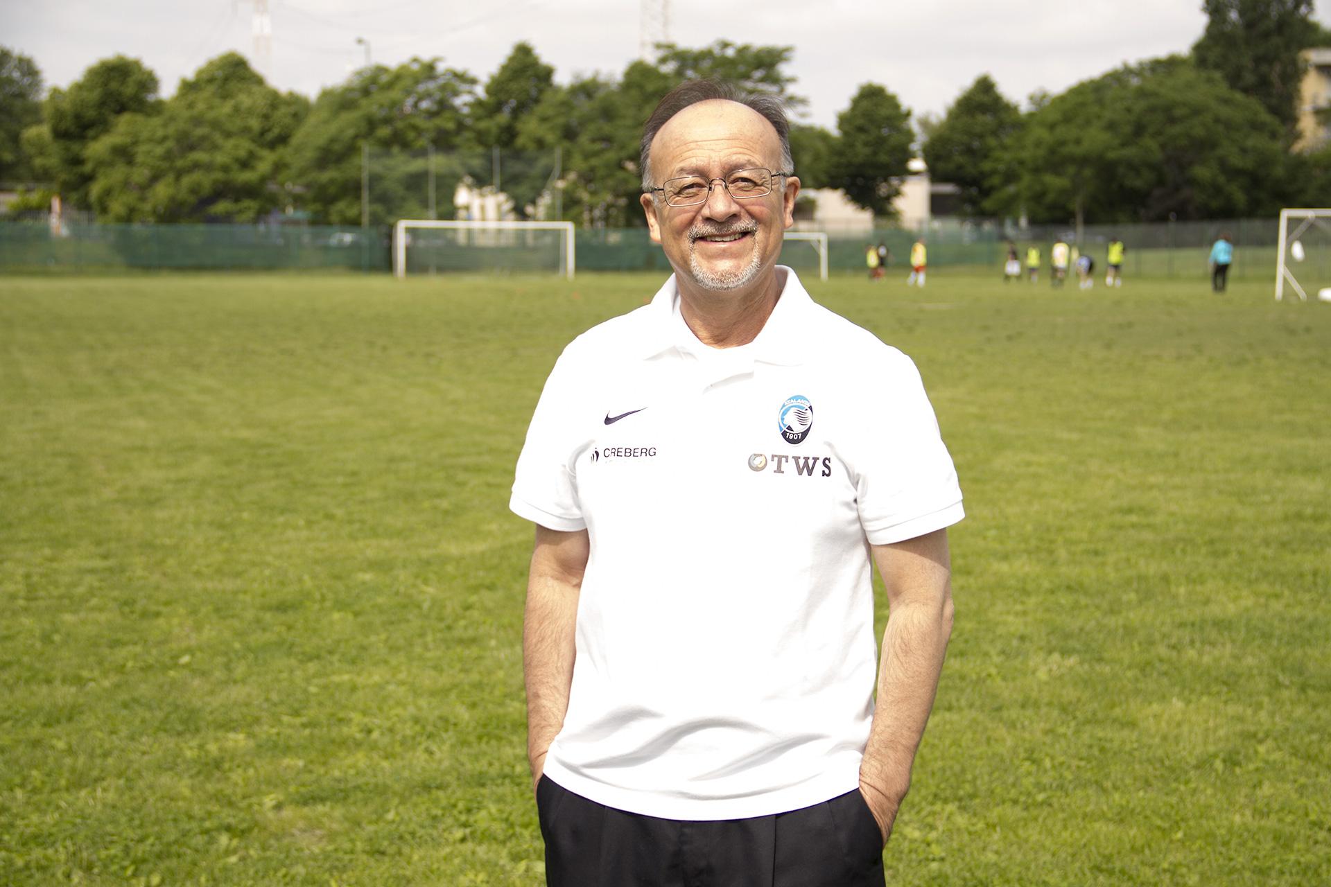 Dr Antonio Gil - Atalanta